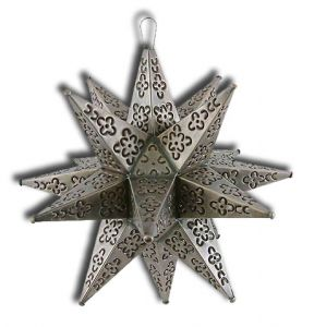 Mexican Ceiling Lamp 'Wish Upon a Star'