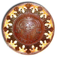 Mexican Wall Lamp 24